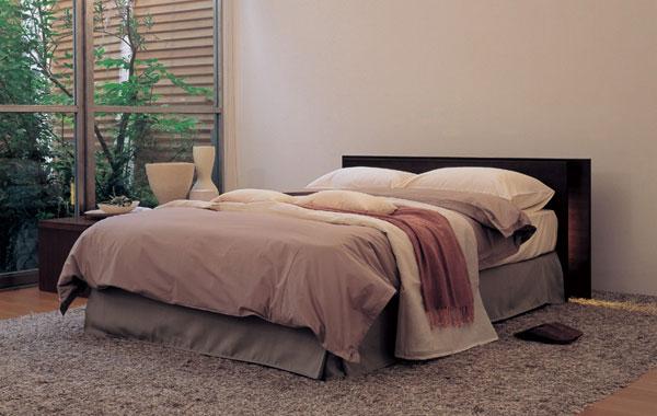 ... 仕様のシンプルモダンのベッド